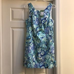 NWT Size 4 Lilly Pulitzer Mika Shift Dress